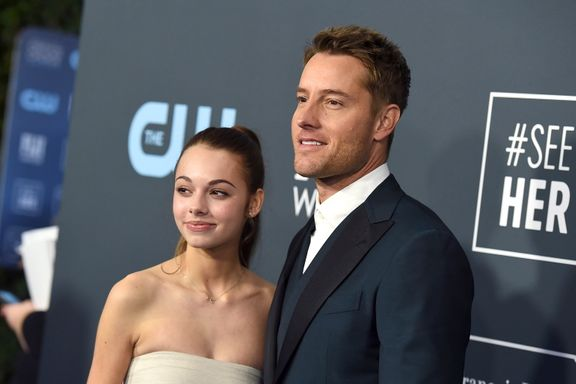 Justin Hartley Brings Daughter As Date To Critics' Choice Following Divorce
