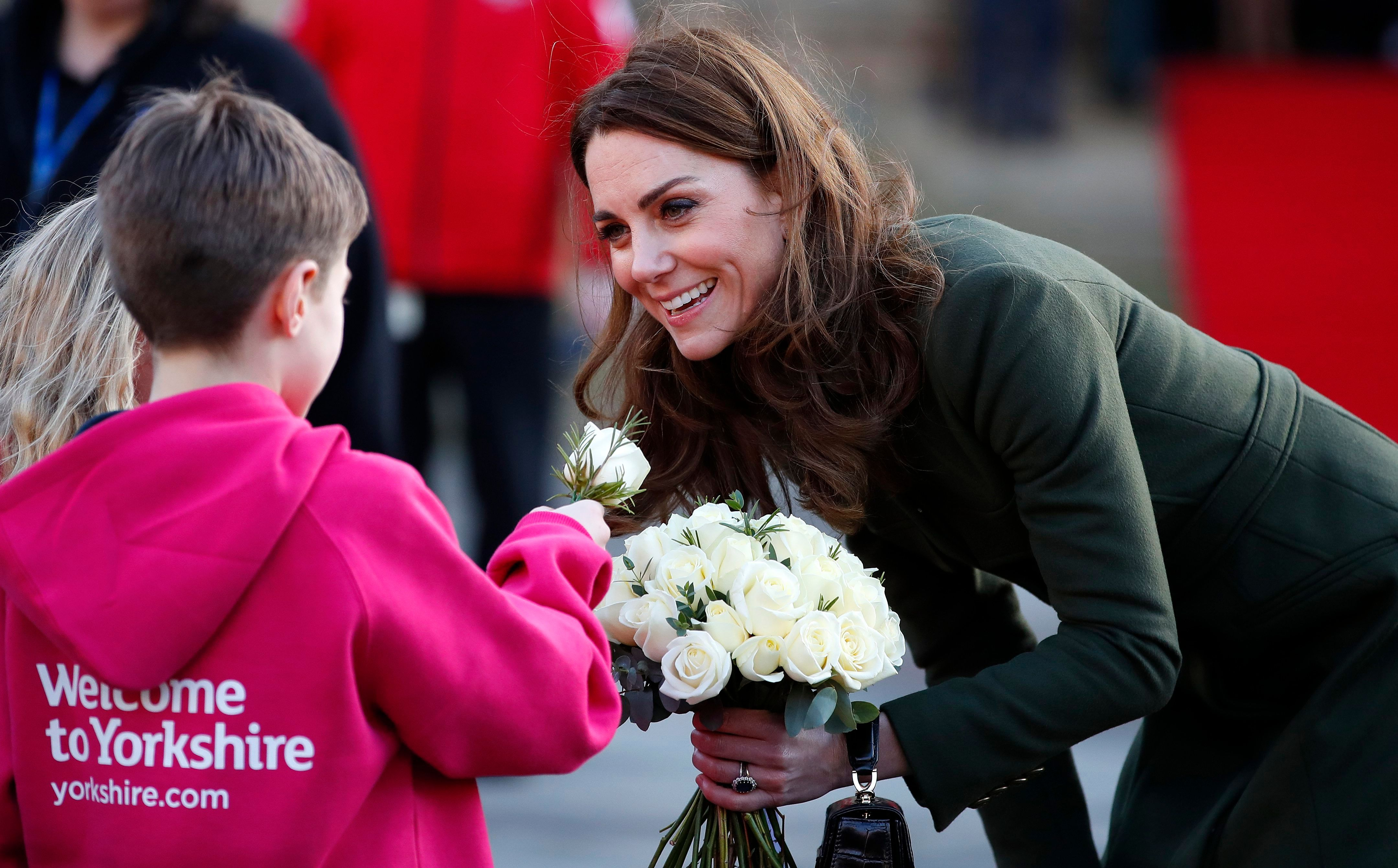 Kate Middleton Shares That Prince William Doesn't Want Any More Children