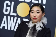 Awkwafina Reveals She Typecasted Herself Before Starring In 'The Farewell' At The 2020 Golden Globes