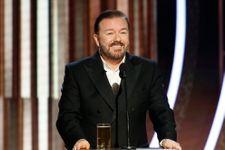 Ricky Gervais Shrugs Off 2020 Golden Globes Backlash