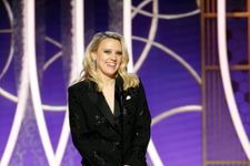 Kate McKinnon Gives Touching Tribute To Ellen DeGeneres At The 2020 Golden Globes