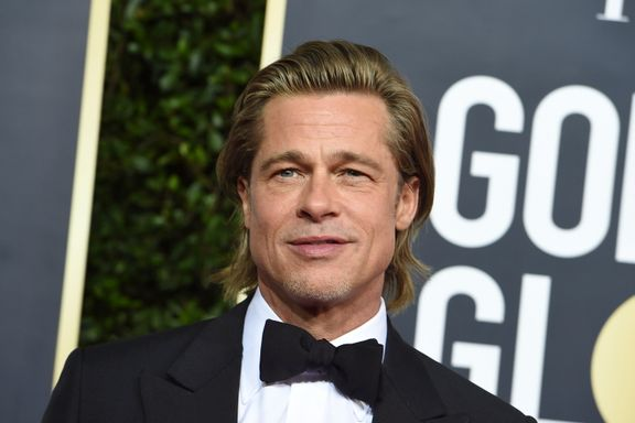 Brad Pitt Gives Sweet Shout-Out To Leonardo DiCaprio In 2020 Golden Globes Speech