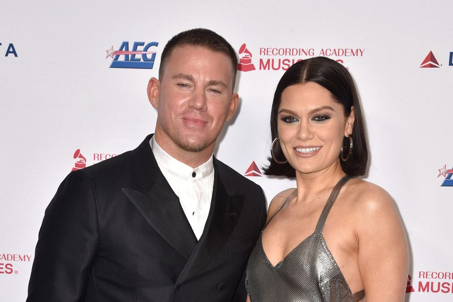 Jessie J And Steve Kazee React To Channing Tatum's Comments About Ex-Wife Jenna Dewan
