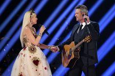 Blake Shelton And Gwen Stefani Get Emotional During Their 2020 Grammys Performance