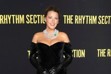 Blake Lively Made A Glamorous Red Carpet Comeback After Baby Number Three
