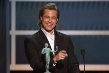 Brad Pitt Joked About Prince Harry In Hilarious BAFTAs Acceptance Speech