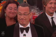 Tom Hanks Reacts To Ricky Gervais' 2020 Golden Globes Monologue
