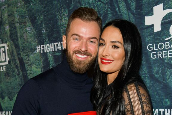 'Dancing With The Stars' Pro Artem Chigvintsev Admits He'll Be Nervous If Nikki Bella Gives Birth To A Boy