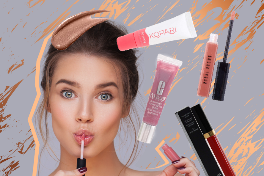 The 5 Best Lip Glosses for Dry Lips