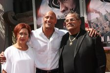 """Dwayne """"The Rock"""" Johnson Shares Touching Eulogy He Delivered At His Father's Funeral"""