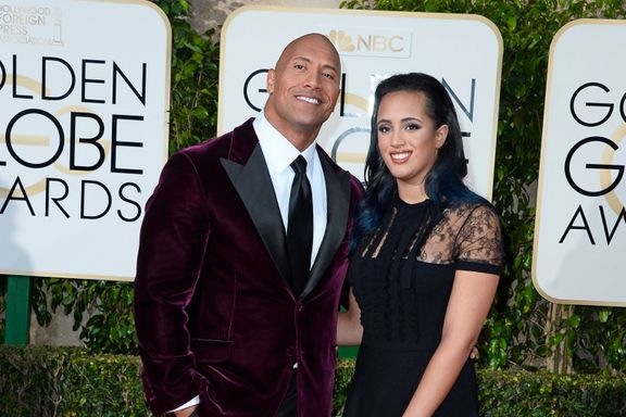 "Dwayne Johnson Is ""Very Proud"" Of Daughter Simone For Signing With WWE"