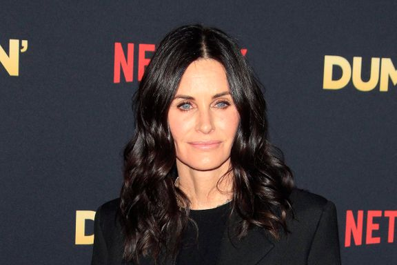 """Courteney Cox Is """"So Excited"""" For The HBO Max 'Friends' Reunion"""
