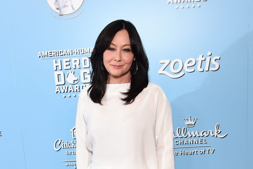 Shannen Doherty Shares She's Been Secretly Battling Stage 4 Cancer