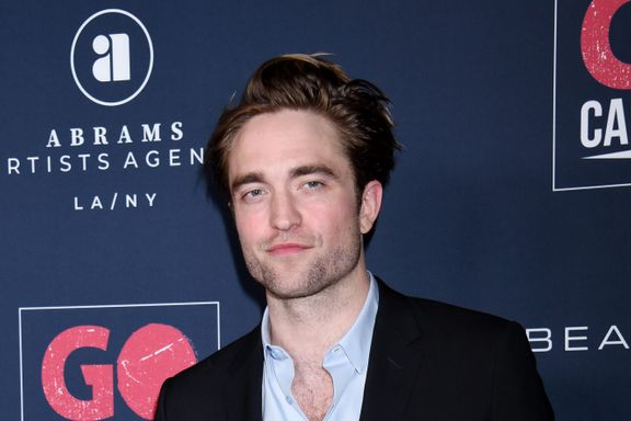 "Robert Pattinson Crowned The ""Most Handsome Man In The World"" Based On The Golden Ratio Of Beauty"