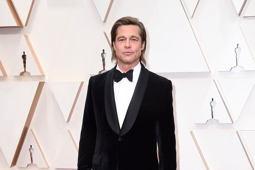 "Brad Pitt Says He's Planning To ""Disappear For A Little While"" After Oscars Win"
