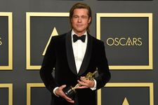Brad Pitt Wins His First Academy Award For Acting At 2020 Oscars