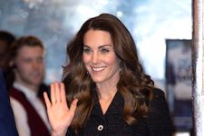 Kate Middleton Just Wore The Most Gorgeous Sparkling Heels — Shop The Affordable Version!