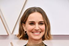 Natalie Portman's Cape Is Embroidered With The Names Of Snubbed Female Directors At 2020 Oscars