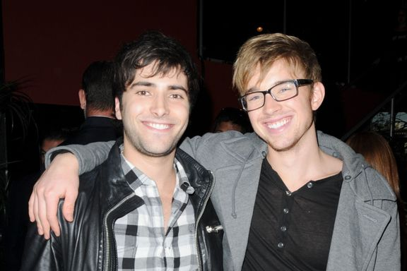 Chandler Massey And Freddie Smith Exit Days Of Our Lives