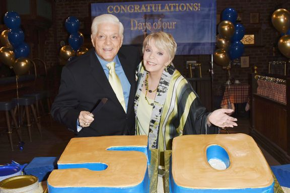 Days Of Our Lives Celebrates Bill Hayes With Special 50th Anniversary Episode