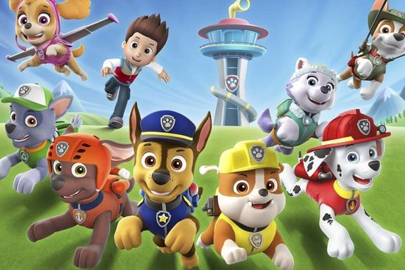 A 'PAW Patrol' Movie Is In The Works
