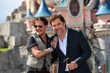 Javier Bardem Supports Johnny Depp In Defamation Lawsuit Against Depp's Ex Amber Heard