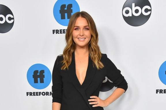 'Grey's Anatomy' Star Camilla Luddington Expecting Second Child