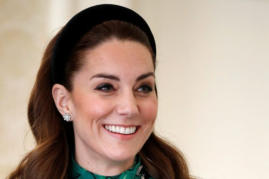Kate Middleton Just Wore A Stunning Velvet Headband — Shop 5 Similar Styles!