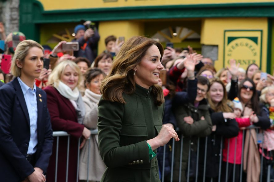 Every Outfit Kate Middleton Wore On The Royal Ireland Tour