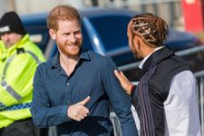 Prince Harry Steps Out For A Solo Appearance During Last Round Of Royal Engagements