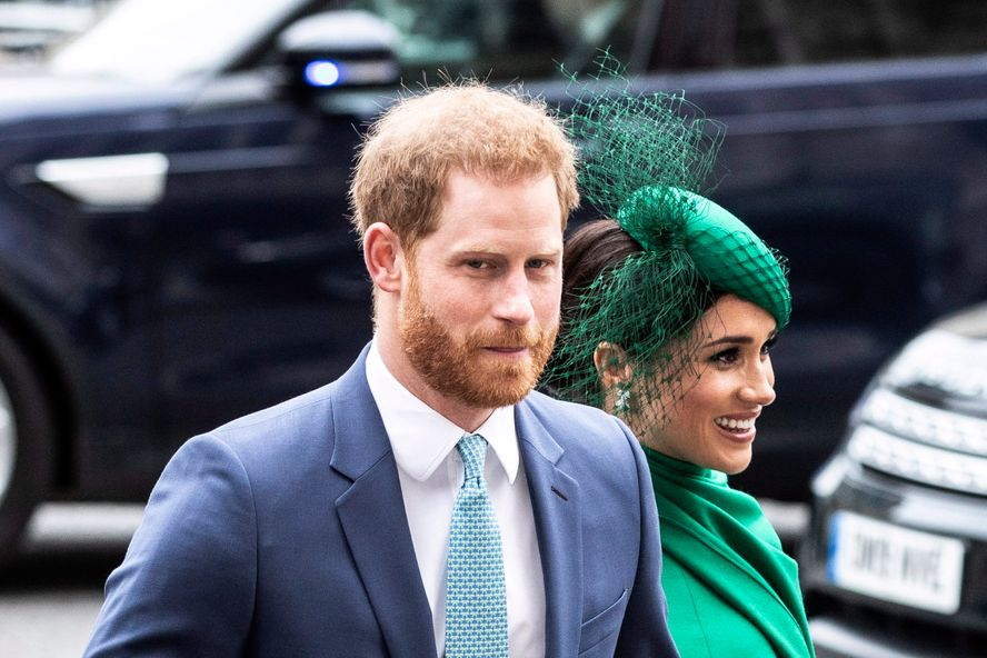 Prince Harry Secretly Coordinated With Meghan Markle For Their Final Royal Appearance
