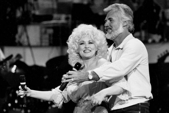 Dolly Parton Pays Tribute To Late Friend Kenny Rogers