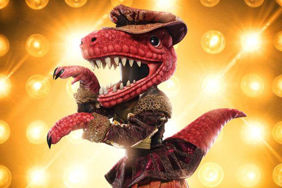 'The Masked Singer' Reveals Celebrity Behind T-Rex