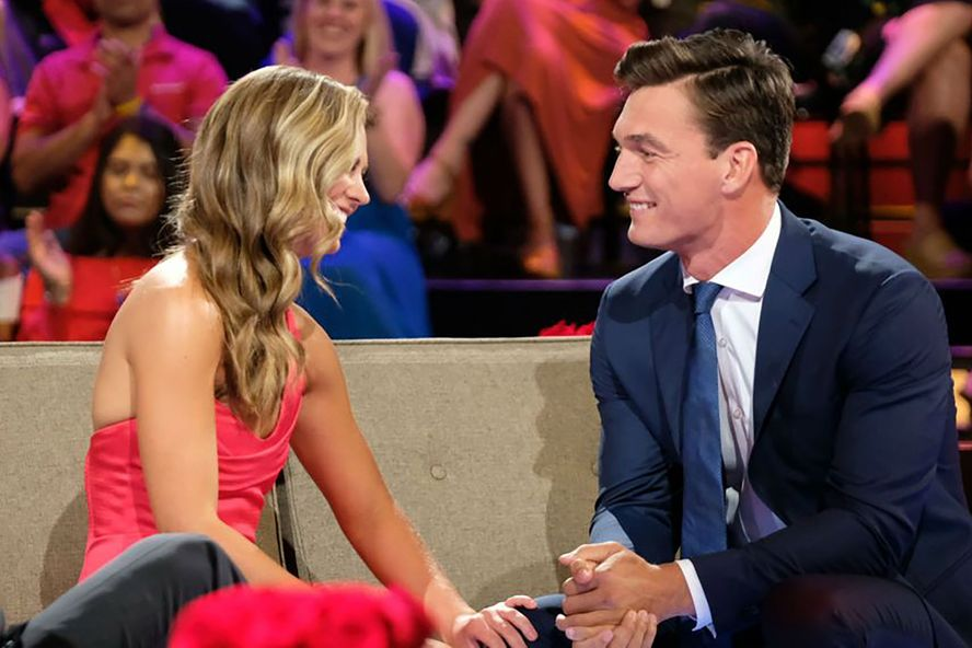 Tyler Cameron And Hannah Brown Continue To Spark Romance Rumors With Fun Tik Tok Videos