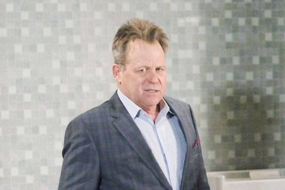 General Hospital's Kin Shriner Is Embarrassed By Reduced Airtime