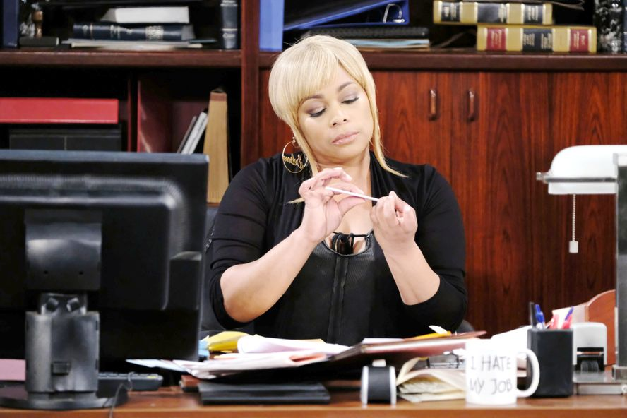 Tionne Watkins Days Of Our Lives Return Date Announced