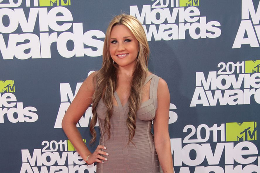 Amanda Bynes' Lawyer Says She Is Not Pregnant 2 Months After Instagram Announcement