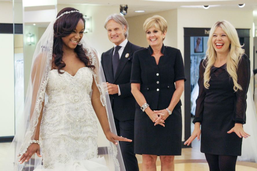 """'Say Yes To The Dress' Star Lori Allen Recalls """"Freak Accident"""" That Occurred While Filming"""