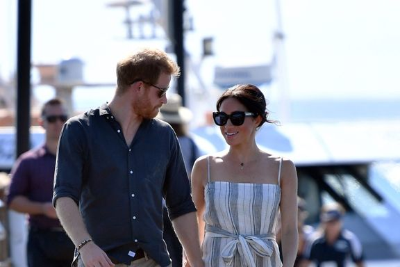 Meghan Markle And Prince Harry Are Feeling 'Positive About the Future' After Move To L.A.