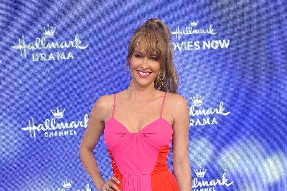 Hallmark Star Jill Wagner Welcomes Daughter Army Gray
