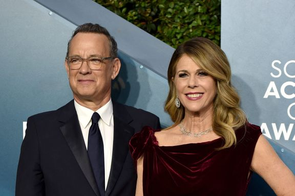 Rita Wilson Opens Up About What Made Her Fall In Love With Husband Tom Hanks