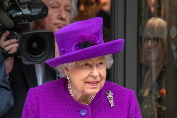 Queen Elizabeth Will Make A Rare Televised Address To The Nation This Sunday