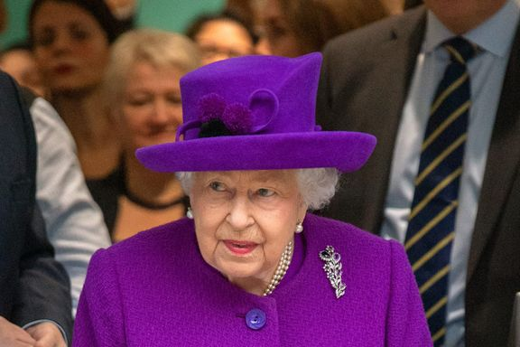 Queen Elizabeth Shared A Special Easter Message Addressing The Nation