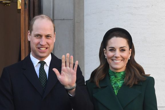 Kate Middleton And Prince William Announce New Mental Health Program For Frontline Workers