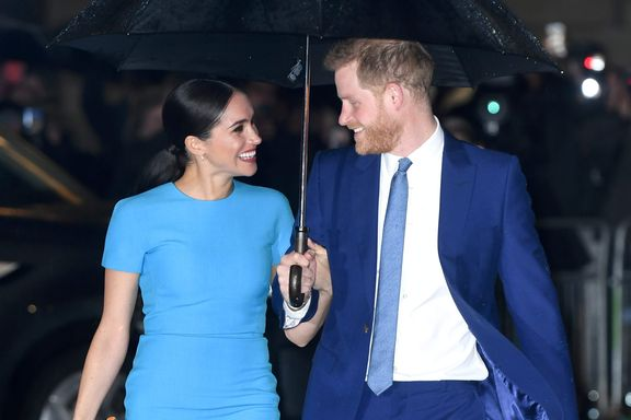 Check Out Meghan Markle And Prince Harry's New Official Out-Of-Office Message