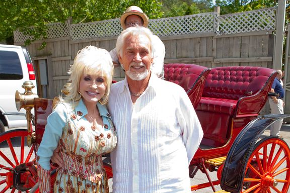 Dolly Parton, Lionel Richie And More Celebs To Honor Kenny Rogers During CMT Benefit Show