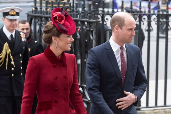 Kate Middleton And Prince William Give Rare Televised Interview
