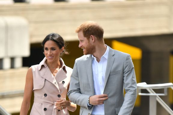 Meghan Markle And Prince Harry Spotted Holding Hands While Delivering Food To Locals In L.A.