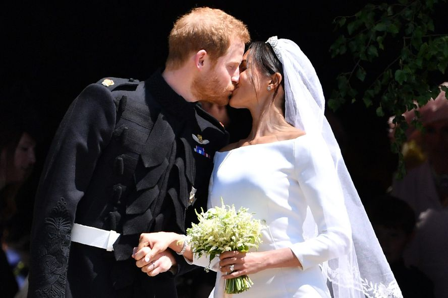 Meghan Markle And Prince Harry Donate Funds From Wedding Broadcast To U.K. Charity