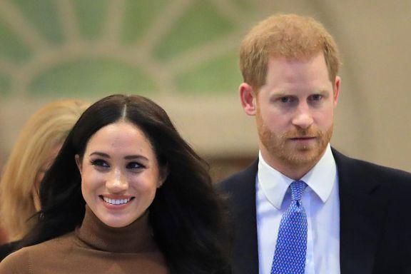 Meghan Markle And Prince Harry Share Unprecedented Letter Cutting Off Four Major U.K. Tabloids